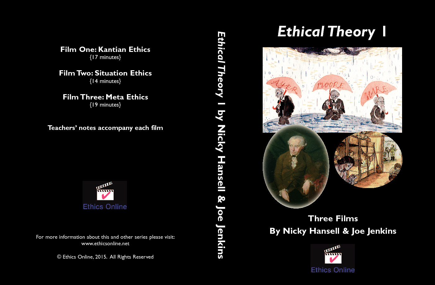 Ethical Theories 1 DVD cover
