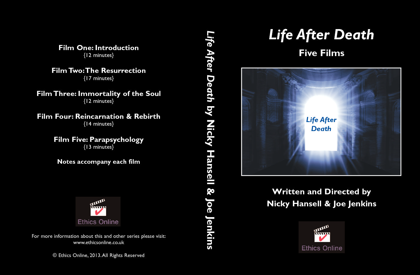 Life After Death DVD PROOF