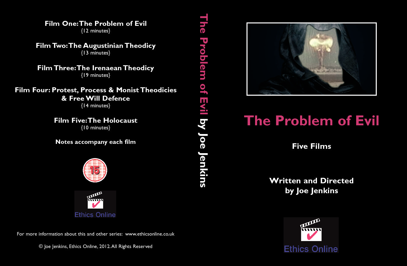 The problem of Evil DVD