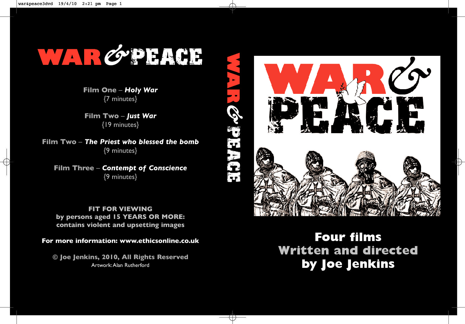 war&peace Final DVD Cover (1)