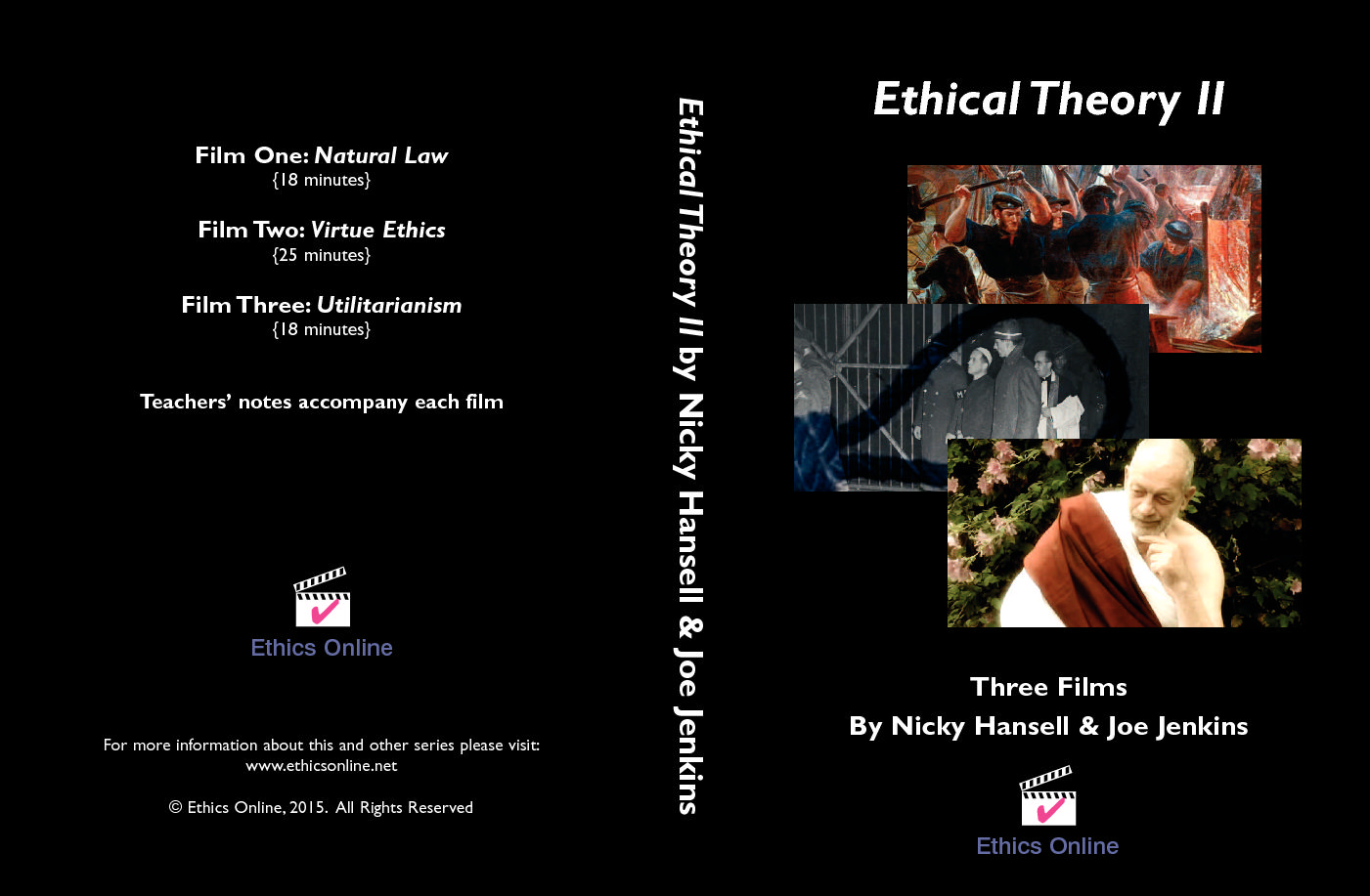 Ehical Theory 2 DVD proof